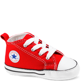 Chuck Taylor First Star Infant Red