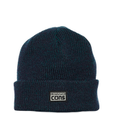 CONS Twisted Yarn Watchcap Navy