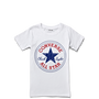 Boys Chuck Patch Tee Bright White