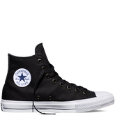 Chuck Taylor All Star II Black/White/Navy
