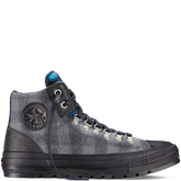 Chuck Taylor All Star Woolrich Street Hiker Black/Thunder/Cyan Space