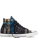 Chuck Taylor All Star Woolrich Black