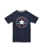 Boys Chuck Patch Tee Navy Blue