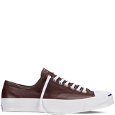 Jack Purcell Signature Leather Burnt Umber/White/Natural