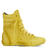 Chuck Taylor All Star Hi-Rise Rubber Boot Yellow Bird/Yellow Bird/Yellow
