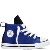 Chuck Taylor All Star Simple Step Tdlr/Yth Roadtrip Blue