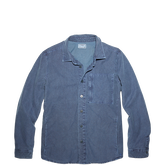 Jack Purcell Jungle Cloth Shirt Jacket Nighttime Navy