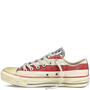 Chuck Taylor Distressed Flag Stars and Bars