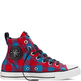 Chuck Taylor All Star Chelsee Boot Woolrich Casino/Cyan Space/White