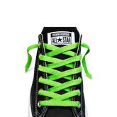Low-Top Neon Replacement Lace - 45 In Neon Green