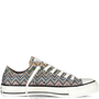 Converse X Missoni Chuck Taylor All Star Lucky Stone/Egret/Black