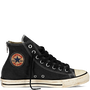 Chuck Taylor All Star Back Zip Black