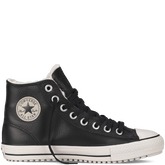 Chuck Taylor Shearling Boot  Black
