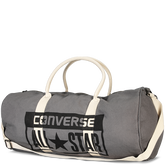 Graphic Barrel Bag Converse Charcoal