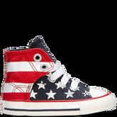 Chuck Taylor Easy Slip Toddler Red/White/Blue