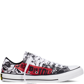 Chuck Taylor All Star Sex Pistols White
