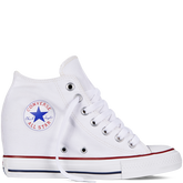 Chuck Taylor All Star Lux Wedge White