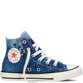 Chuck Taylor All Star Paint Splatter Yth/Jr Ash Grey