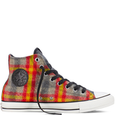 Chuck Taylor All Star Woolrich Black/Papyrus/Cyan Space