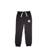 Boys Rib Cuff Pant 6-12 Yrs Black