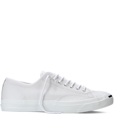 Jack Purcell Tumbled Leather White