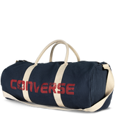 Graphic Barrel Bag Converse Navy