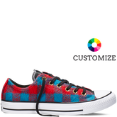 Design Your Own Chuck Taylor Woolrich