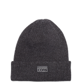 CONS Twisted Yarn Watchcap Converse Black