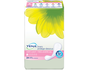 TENA Serenity Very Light Liners Long 1 Pack - 44 Count