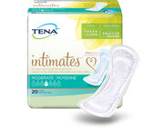 TENA Intimates Pads Moderate Regular 1 Pack - 20 Count