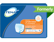 TENA Protective Underwear Extra Absorbency Small - 1 Pack 16 Count
