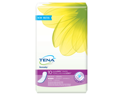 TENA&reg; Serenity <em>Insta</em><strong>DRY</strong>&trade; Heavy Long Pads 1 Pack - 10 Count