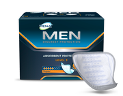 TENA MEN Protective Guards Level 3 - 1 Pack 16 Count
