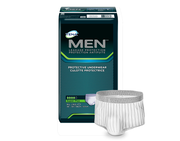 TENA MEN Protective Underwear Super Plus Absorbency M/L - 1 Pack 16 Count