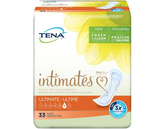 TENA Serenity Ultimate Pads 1 Pack - 10 Count