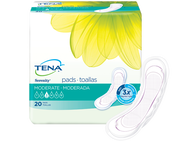 TENA Serenity Pads Moderate Regular 1 Pack - 20 Count
