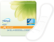 TENA® Serenity® ACTIVE™ Ultra Thin Pads Long