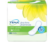 TENA® Light Ultra Thin Pads Regular