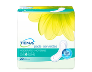 TENA® Pads Moderate Regular