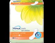 TENA Ultimate Pads 1 Pack - 10 Count