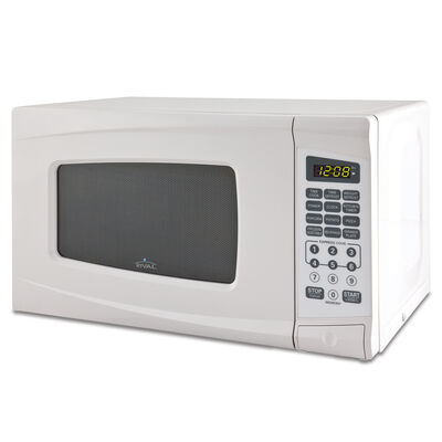 Rival® .7 cu. ft. Countertop Microwave Oven EM720CWA-PM