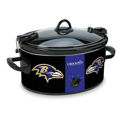 Baltimore Ravens NFL Crock-Pot® Cook & Carry™ Slow Cooker