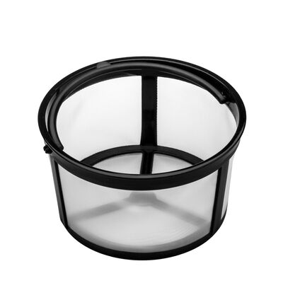 4-cup permanent filter for Café Frappe and Café Latte, cup style
