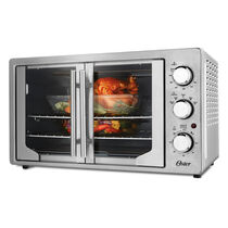 Oster® French Door Oven with Convection, Stainless Steel