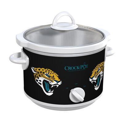 Jacksonville Jaguars NFL Crock-Pot® Slow Cooker