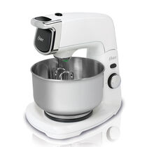 350-Watt 12-Speed all Die-Cast Stand Mixer, White