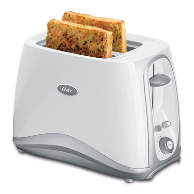 Oster® 2-Slice Toaster, White