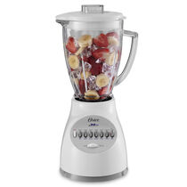 Oster® Accurate Blend™ 200 Blender - White - Glass Jar