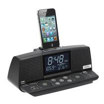 Sunbeam® Elite Clock Radio, Black