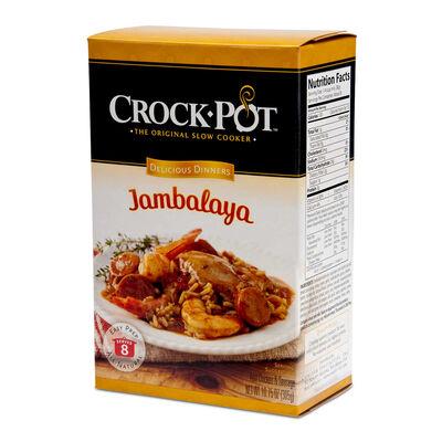 Crock-Pot® Delicious Dinner, Jambalaya